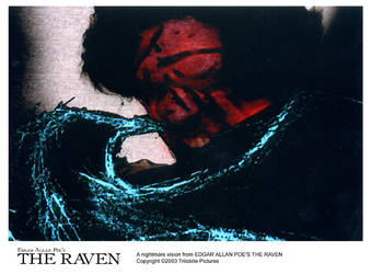 THE RAVEN 8x10-12