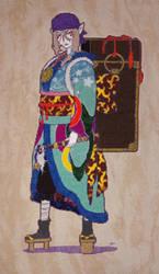 Kusuriuri san by Zeephra