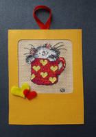 Cat _XStitch_Card by Zeephra