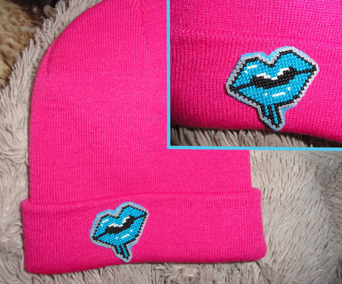 Hat_Lips_Patch