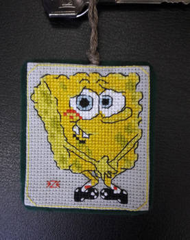 SpongeBob_keychain