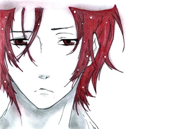 [Free!] Matsuoka Rin!:D by LulisSwarz