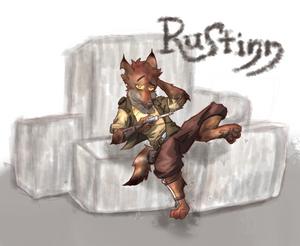 Rustinn, Guilt-Ridden Smuggler