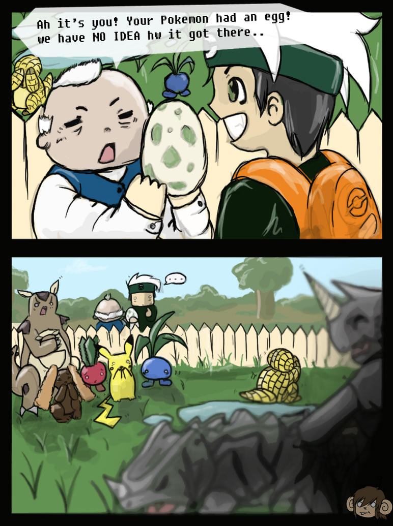 Pokemon Breeding 1 by Ajax098