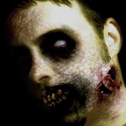 Zombie Friends by etch