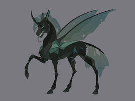 Simple Changeling (outdated) | MLP:FiM