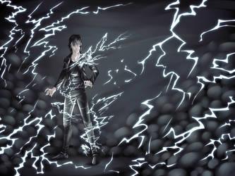Will brave this storm   Digital Art