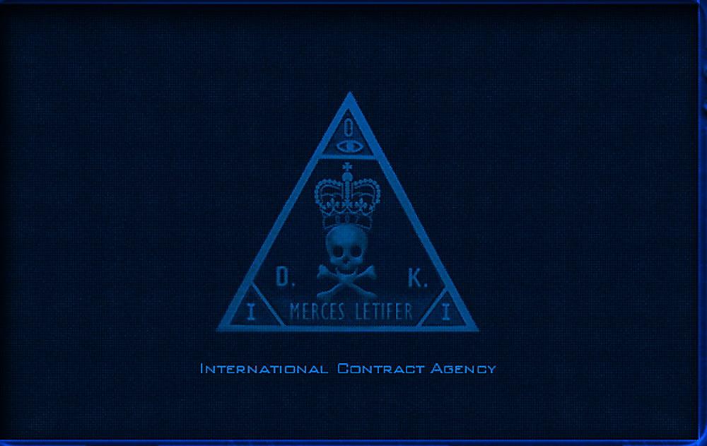 Hitman Agency Logo Wallpaper by AgentAlpha ...