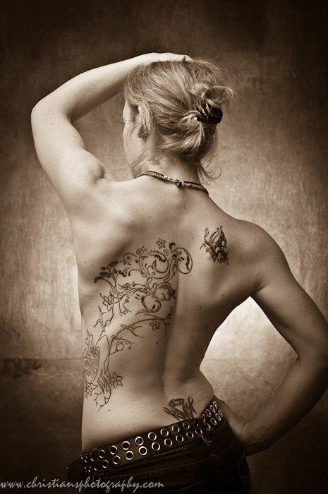 Tattoo by Garnette09