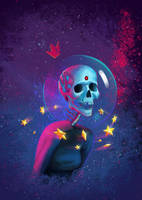 Dead star by DyanerisArt