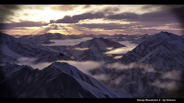 Snowy Mountains 2