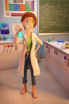 Alicia Darving - Lab Assistant