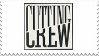 Cutting Crew Band Stamp by dust-bunie