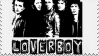 Loverboy Band Stamp by dust-bunie