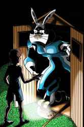 Megatomic Battle Rabbit issue 1 page 20