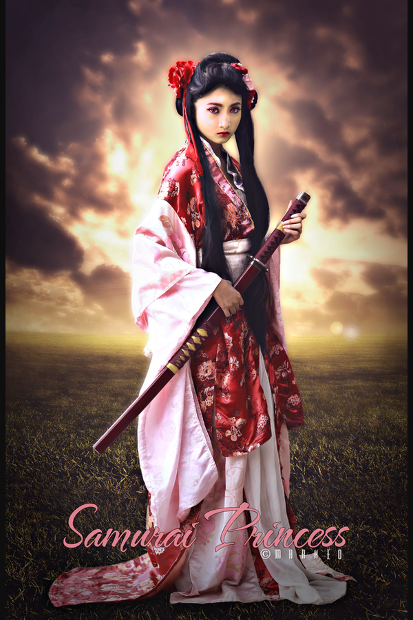 Samurai Princess by maRKE0