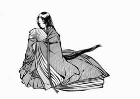 Random character practice : Noblewoman TV2