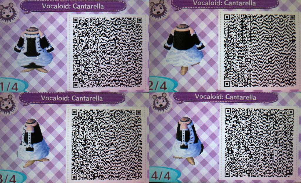 Animal Crossing New Leaf Qr Codes Minecraft Flag More Information