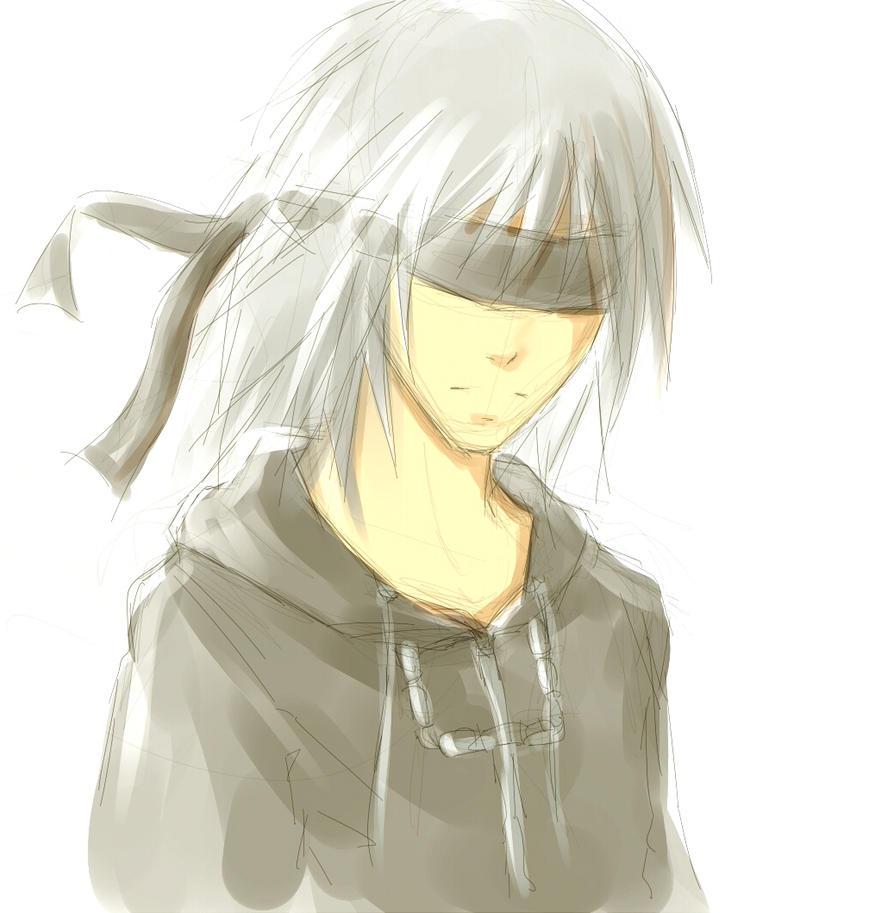 .:Riku: KH:. by yume-utsutsu