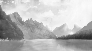 Grayscale Environment #1