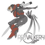 Red Valkery