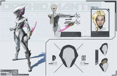 Orchid Mantis Layout by Shady-Rogue