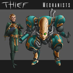 Thief - Mechanists