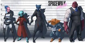 Spacewalk Shuffle