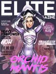 Elite Magazine - Orchid Mantis cover