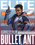 Elite Magazine - Bullet Ant cover by Shady-Rogue