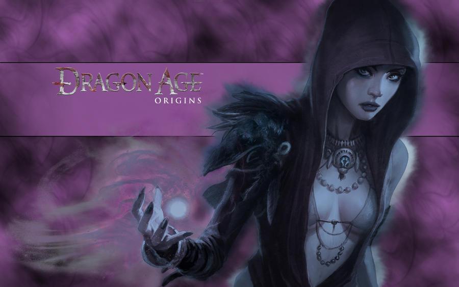 dragon age morrigan. Dragon Age: Origins - Morrigan