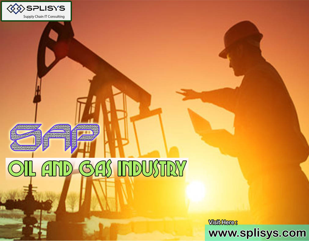 SAP OIL and GAS Industry by splisys on DeviantArt