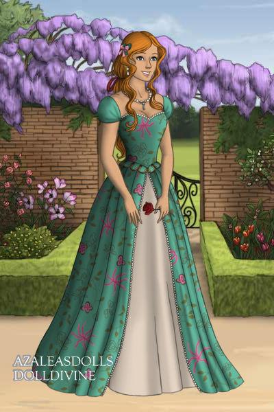 Giselle Of The Tudor By Annemarie1986 On Deviantart