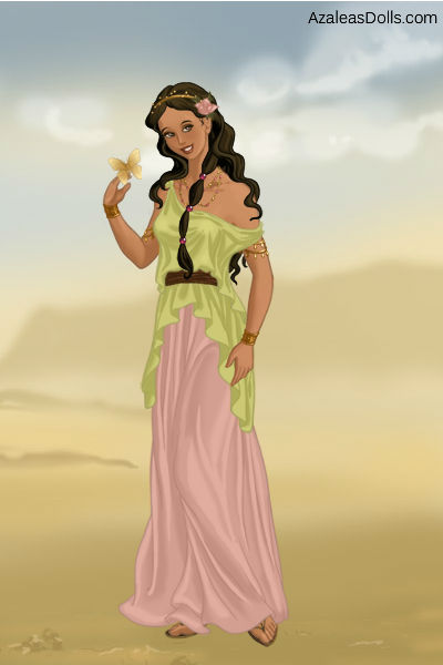 Roman Lady Kalini by AnneMarie1986