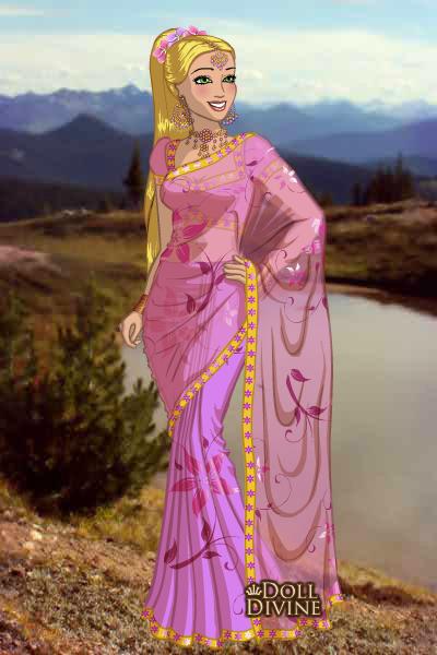 Rapunzel The Bollywood Princess by AnneMarie1986 on DeviantArt