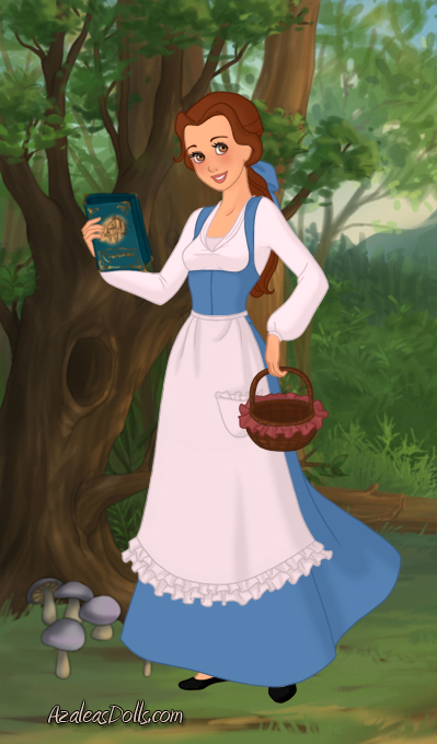 Belle by AnneMarie1986