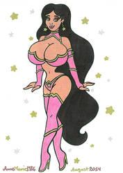 Kalini The Star Queen by AnneMarie1986
