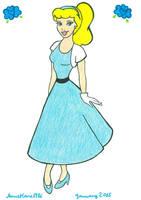 50s Cinderella by AnneMarie1986