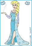 Beautiful Elsa