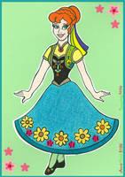 Spring Anna by AnneMarie1986