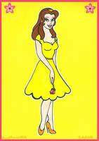 Modern Belle 2 by AnneMarie1986