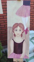 Little Ballerina by AnneMarie1986