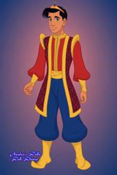 Birthday Prince Kiran by AnneMarie1986