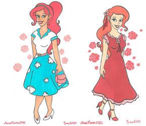Fashionable Giselle