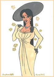 Kalini As Lady Dimitrescu