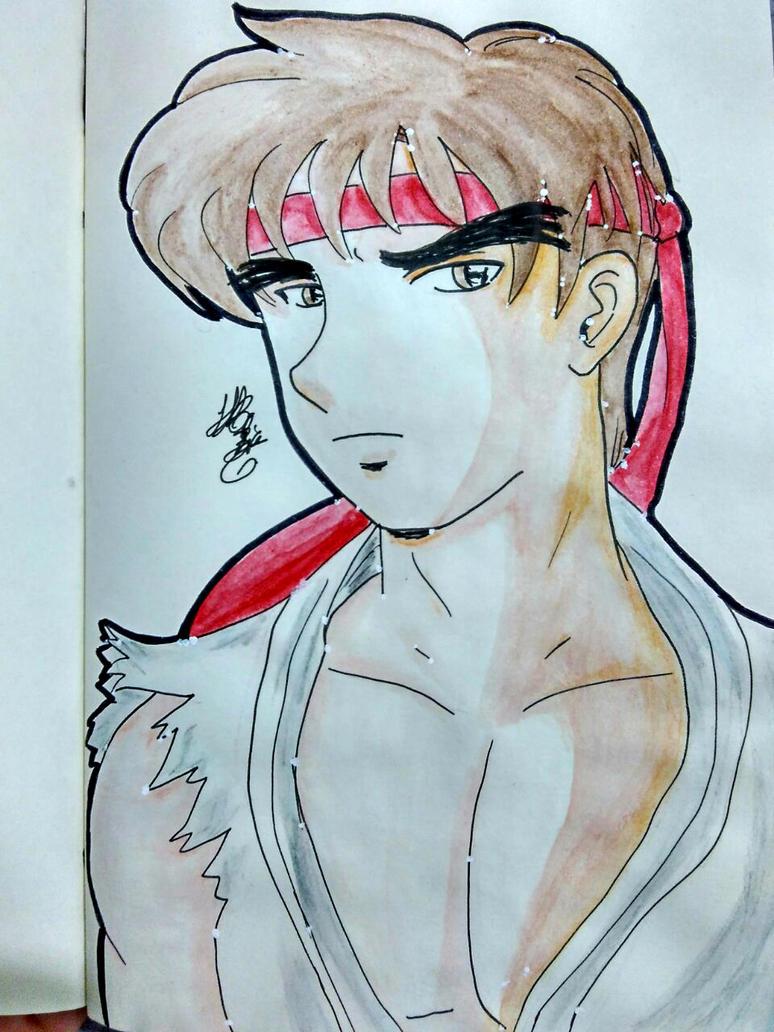 Ryu by biachunli