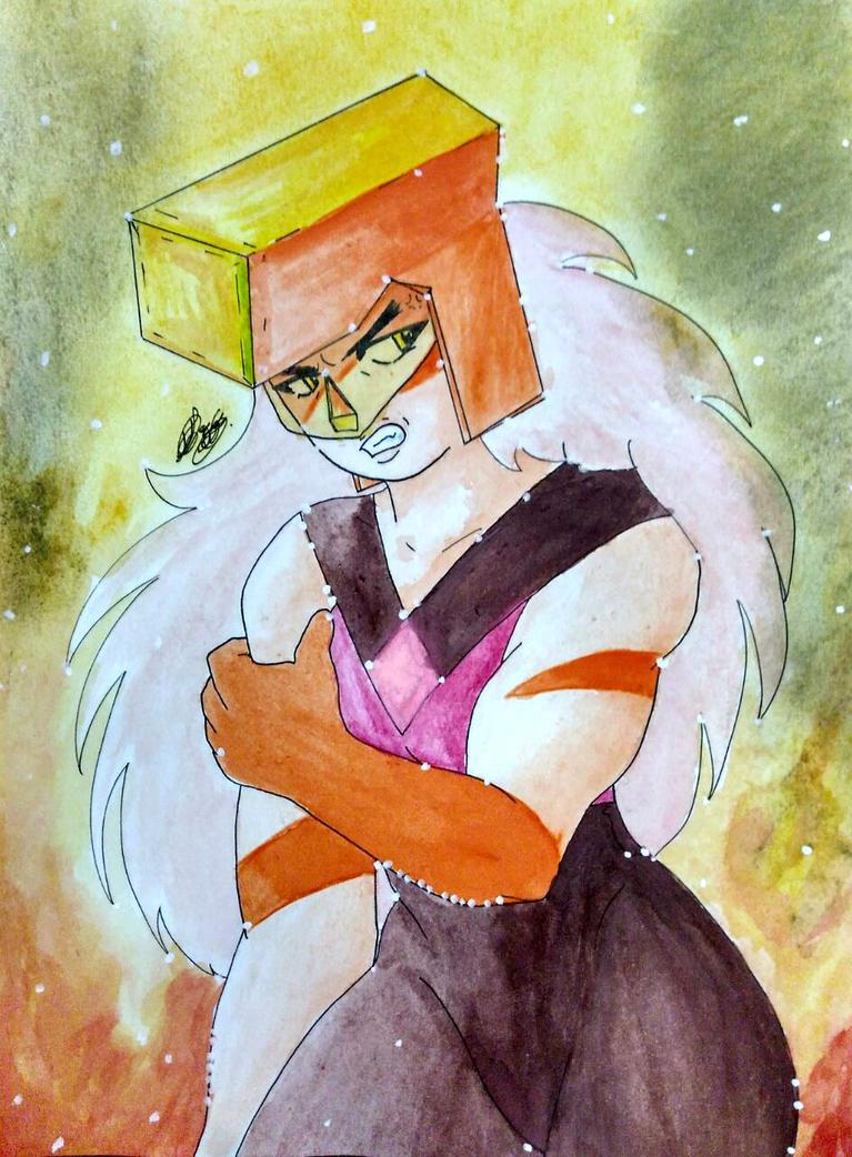 For my diamond by biachunli