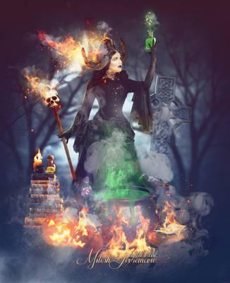 Halloween by MiloshJevremovic