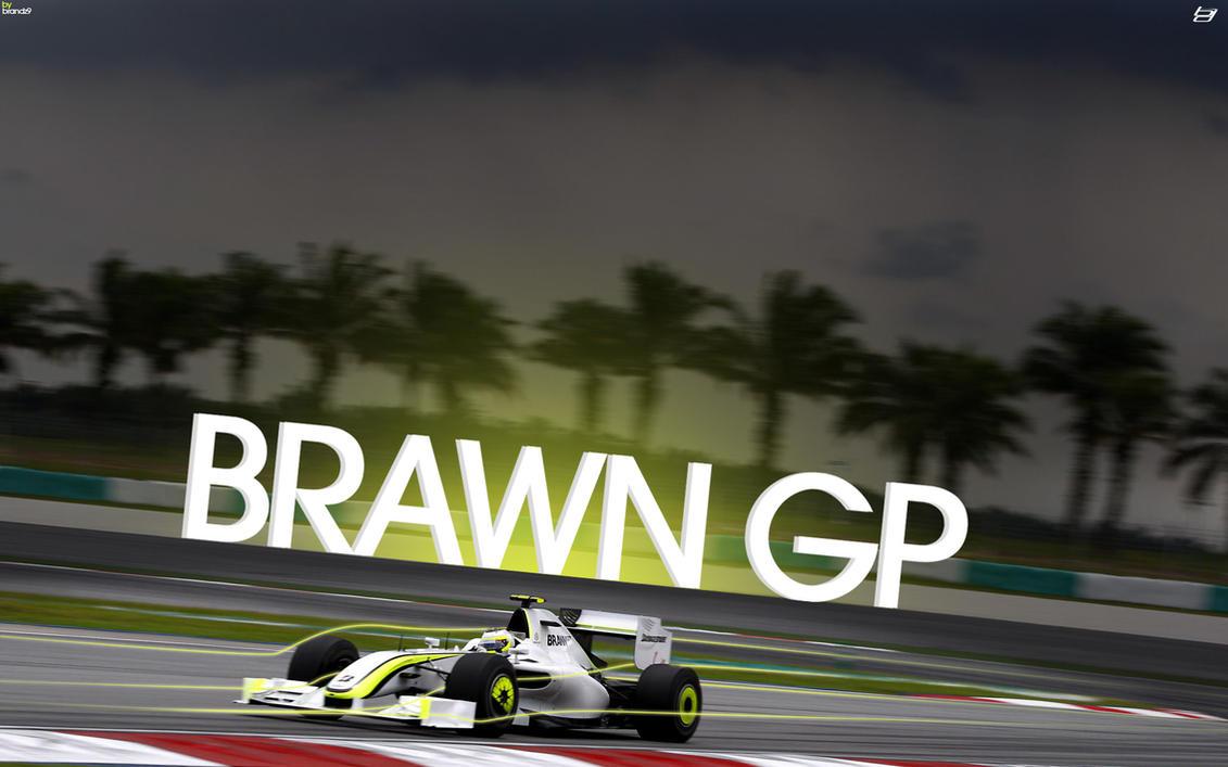 BrawnGP Wallpaper 2 by brandonseaber
