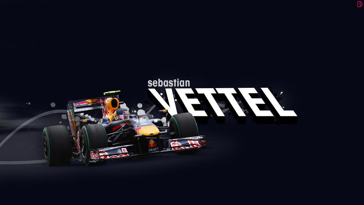 Sebastian Vettel _RedBull by brandonseaber